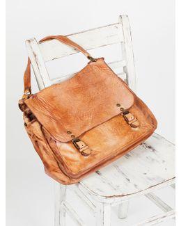 Firenze Leather Messenger