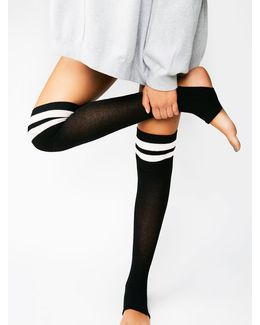 Goals Dance Legwarmer
