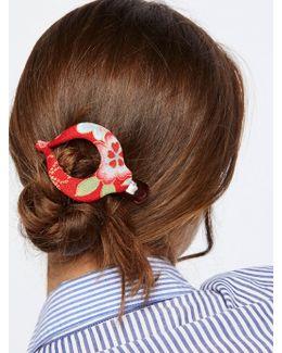 Kimono Hair Clips
