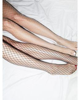 Libby Fishnet Tight