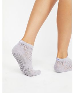 Lily Grip Sock