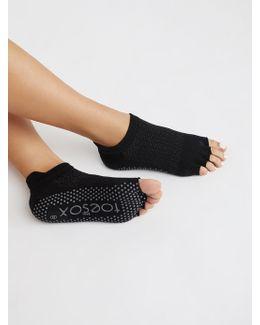 Low-rise Namaste Yoga Sock