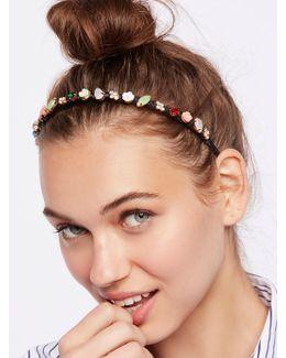 Mixed Stone Headband