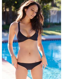Miyako Bottoms Honolulu Top Alapio Bikini Top