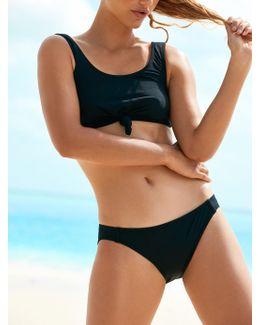 Naomi Bikini Bottoms Knot Bikini Top