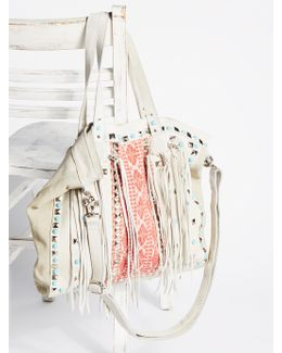 Oracle Embellished Tote
