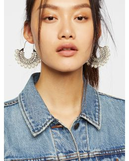 Pearl Stoned Hoops