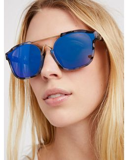 Hang Ten Cut-out Aviator