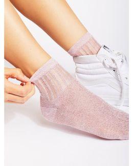 Roseland Lurex Anklet