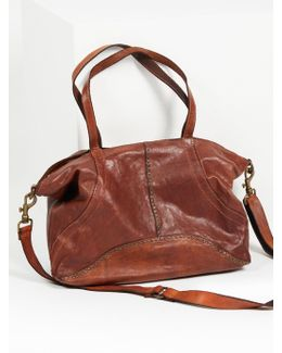 Sardinia Leather Tote