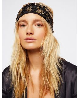 Sequin Coin Headband