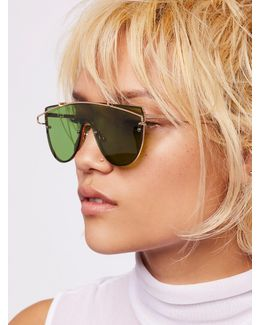 Silk City Shield Sunnies