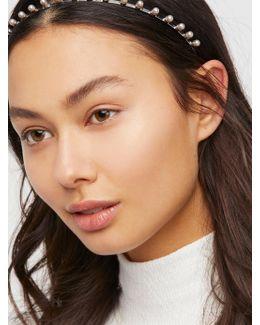 Sleek Pearl Headband