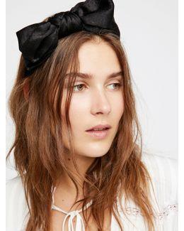 Sloane Bow Headband
