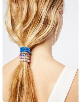 Spiral Hair Ties