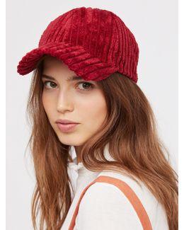 Sugar Hill Corduroy Baseball Hat
