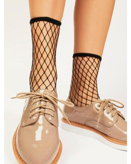 Sugar Sugar Fishnet Anklet
