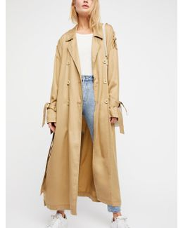 Tied Up Trench