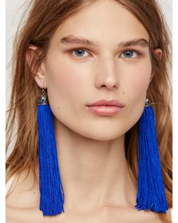 Two To Tango Tassel Earrings