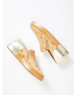 Varsity Slip On Sneaker