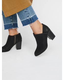 Vegan Heel Boot