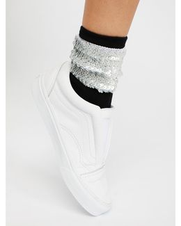 Ziggy Sequin Sock