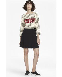 Whisper Ruth Mini Skirt