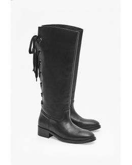 Equestrian Leather Boots