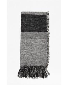 Pippa Tweed Scarf