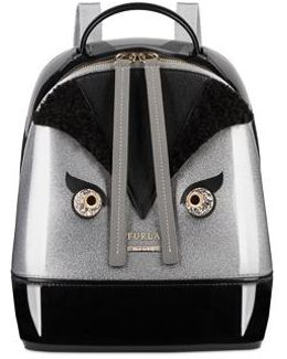 Backpack Color Silver