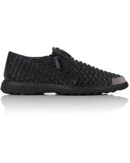 Cooper Manhattan Loafers Black/gunmetal