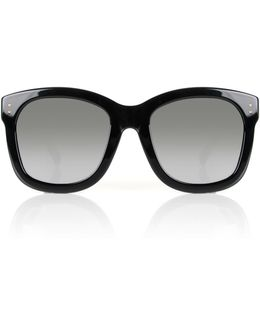 Lfl513 Sunglasses Black/gold/grey