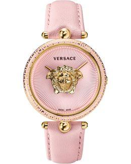 Palazzo Medusa Watch Pink