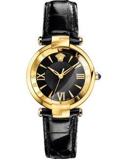 Reve Watch Black/gold
