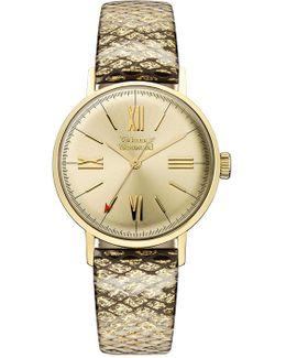 Burlington Watch Gold