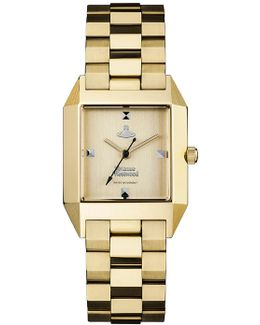 Hatton Watch Gold