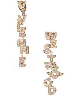 Soho Small Earrings Gold