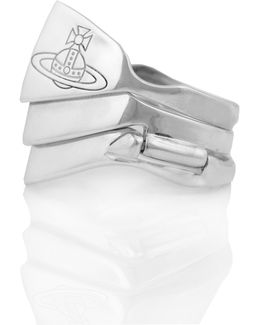 Knuckleduster Ring Silver