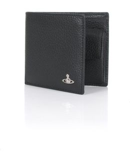 Milano 33408 Wallet With Coin Holder Black