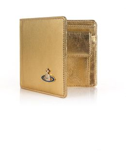 Nappa 51010009 Wallet With Coin Pocket Gold
