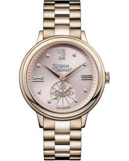 Portobello Watch Pink/nude