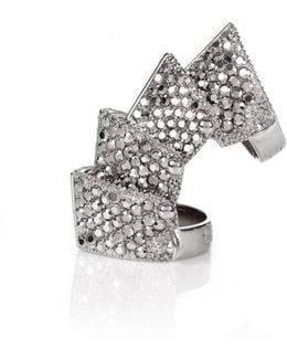 Regent Ring Rhodium