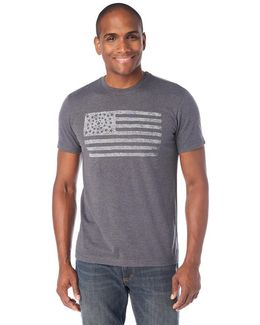 Flag Graphic Tee