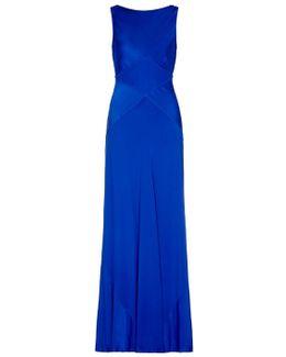 Taylor Dress Blue Sapphire