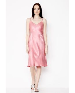 Becca Dress Cameo Pink