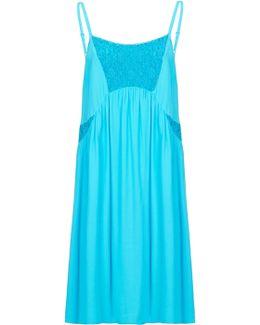 Nicola Dress Ocean Turq