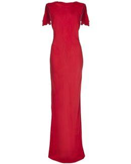 Quinn Dress Red