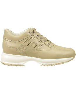 Sneakers Interactive Leather H Forata