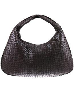 Shoulder Bag Veneta Large Woven