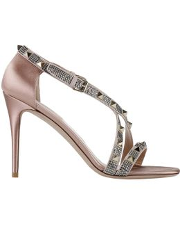 Heeled Sandals Shoes Women Valentino